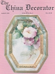 VINTAGE ~CHINA DECORATOR~  MARCH  1994