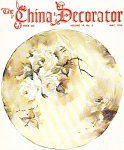 VINTAGE THE CHINA DECORATOR  MAY~ 1974