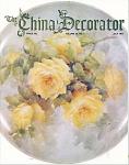 THE CHINA DECORATOR ~ JULY  1977