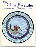 THE CHINA DECORATOR ~ JULY 1982