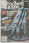 Click here to enlarge image and see more about item CH32: CROCHET HOME BOOKLET~PATTERNS~ No32