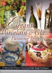 PORCELAIN~GLASS PAINTINGS~CARIN  ATKINS~OOP