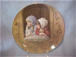 Click here to enlarge image and see more about item DAYS1: 1983 Sunday Best Days Gone By Plate Sandra Kuck