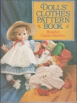 Click here to enlarge image and see more about item DCPB: DOLLS CLOTHES PATTERN BOOK