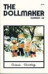 Click here to enlarge image and see more about item DM32: VINTAGE~THE DOLLMAKER~32 NOV~DEC 1980