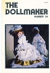 Click here to enlarge image and see more about item DM34: THE DOLLMAKER VINTAGE  1981 ISSUE 34