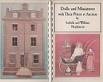 Click here to enlarge image and see more about item DMIN: DOLLS and MINIATURES~ WITH THEIR PRICES