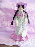 Click here to enlarge image and see more about item DOLL1: RUSS~COUNTRY COLLECTIBLES~BERNADETTE