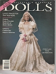 VINTAGE 1994~DOLLS MAGAZINE~MARCH~APRIL~1994