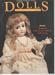 Click here to enlarge image and see more about item DOLLS04: VINTAGE~DOLLS~NOV~DEC~1985