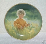 Click here to enlarge image and see more about item DZ4635c: DONALD ZOLAN- A TIME FOR PEACE-PLATE LE 1989