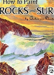 Click here to enlarge image and see more about item FB150: FOSTER 150 HOW TO  PAINT ROCKS AND SURF