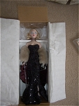Click here to enlarge image and see more about item gene1: GENE  SPARKLING SEDUCTION ASHTON DRAKE DOLL