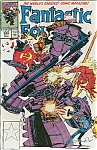Click here to enlarge image and see more about item J0001: Fantastic Four - Marvel #344 Vol 1 Sept 1990 Simonson