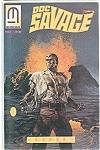 Click here to enlarge image and see more about item J0006: Doc Savage - Millennium  No.1   Repel  1991