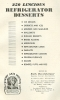 Click to view larger image of 1951 Fridge Desserts Culinary Arts Institute Cookbook (Image2)