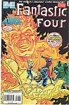 Click here to enlarge image and see more about item J0020: Fantastic Four - Thor Hammers Fan 4 =July 1995