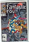 Click here to enlarge image and see more about item J0030: Fantastic Four = December 1990