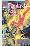 Click here to enlarge image and see more about item J0052: FANTASTIC FOUR Unlimited.  # 7 Marvel Comics