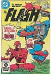 Click here to enlarge image and see more about item J0061: The FLASH -#339 - DC Comics - Nov. l984