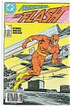 Click here to enlarge image and see more about item J0062: The New Flash - DC Comics     June 1987   # 1
