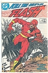 Click here to enlarge image and see more about item J0063: FLASH - DC comics.  Sept. 1987  # 4