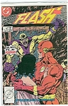 Click here to enlarge image and see more about item J0064: FLASH - DC comics  # 5   October 1987