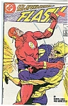 Click here to enlarge image and see more about item J0065: FLASH - DC comics  # 6   Nov.1987