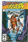 Click here to enlarge image and see more about item J0066: FLASH - DC comics.  # 7 Dec. 87