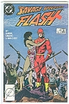 Click here to enlarge image and see more about item J0069: FLASH - DC Comics   # 10    March1988