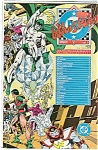 """Click here to enlarge image and see more about item J0071: """"Who's who"""" - DC comics.  Vol. 5 Dec/ 1987"""