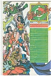 Click here to enlarge image and see more about item J0074: Who's Who # 24   DC comics  April 1987