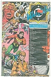 Click here to enlarge image and see more about item J0076: Who's who - Volume 24    DC comics 1987