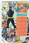 Click here to enlarge image and see more about item J0077: Who's who - March 1987  DC comics