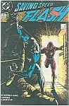 Click here to enlarge image and see more about item J0092: Flash - Saving speed - @ 16  DC comics