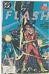 Flash - DC comics  # 18  Nov. . 1988