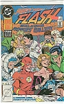 Click here to enlarge image and see more about item J0094: Flash Party time -  DC comics   Dec. 1988  #19