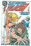 Click here to enlarge image and see more about item J0097: Flash -  DC comics #28 - July1989