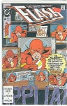 Click here to enlarge image and see more about item J0104: Flash # 38  DC comics May 1990