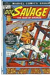 DOC SAVAGE - Marvel Comics # 1 Oct. 1972