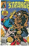 Click here to enlarge image and see more about item J0134: DR. STRANGE - Marvel Comics  # 11 Dec.  1989