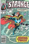 Click here to enlarge image and see more about item J0137: Dr. Strange -  Marvel Comics   # 19  July 1990
