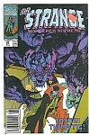 Click here to enlarge image and see more about item J0138: DR. STRANGE - Marvel Comics  # 20  Aug. 1990