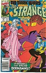 Click here to enlarge image and see more about item J0139: Dr. Strange = Marvel Comics # 21   Sept. 1990