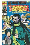 Click here to enlarge image and see more about item J0140: DR. Strange - Marvel comics - # 22Oct. 1990