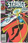 Click here to enlarge image and see more about item J0142: Dr. Strange - Marvel Comics -  # 31  July 1991