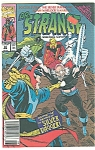 Click here to enlarge image and see more about item J0143: Dr. Strange - Marvel comics.   August 1991  # 32
