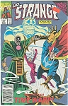 Click here to enlarge image and see more about item J0144: Dr. Strange - Marvel comics.  Sept. 1991  # 33