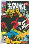 Click here to enlarge image and see more about item J0147: DR. Strange -Marvel comics.  # 36  Dec. 1991