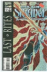 DOCTOR STRANGE - Marvel comics - #75  Mar. 1995